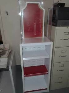 Fixture Display Case Table