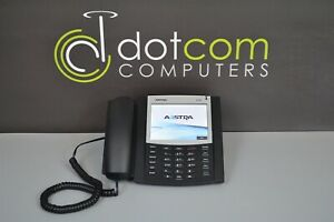 Aastra 6739i 39i Voip Display Phone A6739 0131 10 55 Charcoal Ip W Power Supply