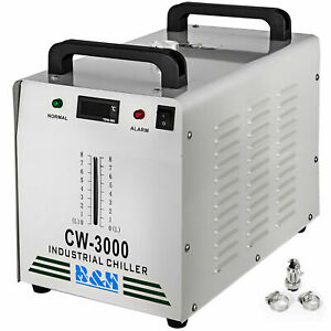 Industrial Water Chiller Cw 3000 For Cnc Laser Engraver Engraving Machines