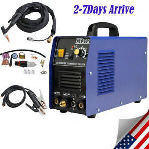 Good Usa Tig mma Air Plasma Cutter Welder Torch Machine 3 Functions Metal Ce