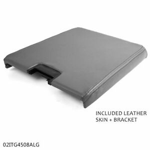 Center Console Lid Bench Armrest Cover Fit Chevy Silverado Gmc Sierra New