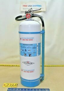 Autotech Fire Systems Fire Extinguisher Class 2 A c Model B272 Water Or Mist