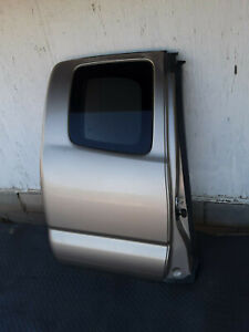 05 09 10 11 12 13 14 Toyota Tacoma R Rear Side Door Access Cab W privacy