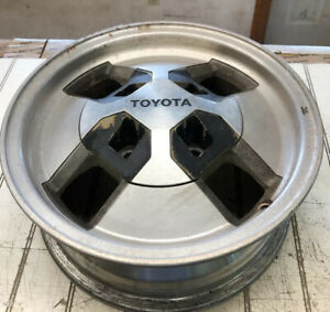 Toyota Supra Gen 2 14x5 5 Alloy 4 Spoke Wheel Oem Toyota