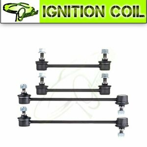 Fits 2002 2003 Mazda Protege5 Suspension Kit 4 Pieces Front Rear Sway Bar Links