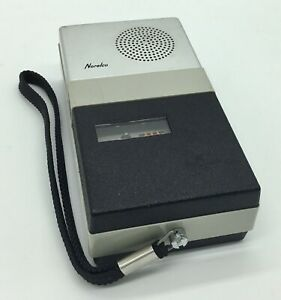 Vintage Norelco Pocket Memo Lfh 0085 54 Voice Recorder With Micro Cassette