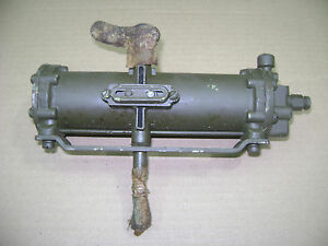 Nos Military Jeep Dodge Wc M37 Gmc Reo M35 Truck Trico Wiper Motor