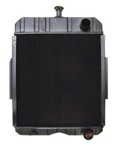 Radiator Fits Case Ih Ihc International Harvester 706 756 Models 219596 219596 a