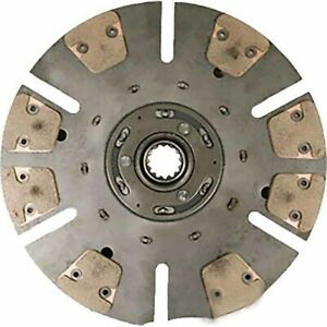 14 Trans Disc Fits Case Ih Ihc International Harvester 1566 1568 1586 3788 Mode