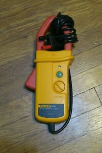 Fluke I410 Ac dc Current Clamp Meter 600v 400a Excellent Condition Free Ship
