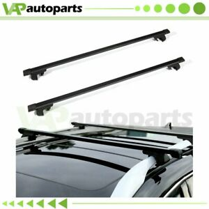 Fit For Jeep Patriot Heavy Duty Luggage Roof Rack 48 Cross Bars Cargo Carrier