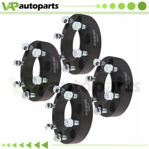 1 25 4pcs Wheel Spacers 6x5 5 12x1 5 For Toyota Tundra Tacoma 4runner Sequoia