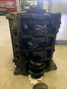 1968 Ford Mustang V8 302 Engine And Heads Fomoco Free Shipping To Fastenal