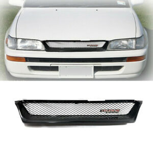 Grille Fit For Toyota Corolla 1993 1997 Ae100 Ae101 Jdm Metallic Mesh Grill Tour