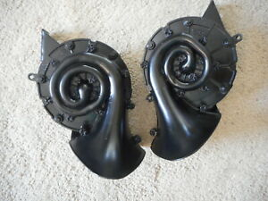 1957 1959 Gm Delco Remy Hi Lo Horns Oem 12v Type S 57 58 59 1958 369 370