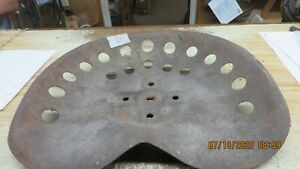 Farm Equipment Or Tractor Seat Pan For Disc plow rake mowing Machine cultivator