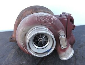 Mack Holset P21559602 85151093 He400ve Turbo With Vgt Actuator 21559602 No Core