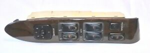 Mitsubishi Diamante Driver Master Front Left Power Window Switch Oem 1994 1996