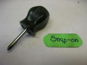 Snap On Tools Stubby Philips Screwdriver Ssdp22 Usa Nice