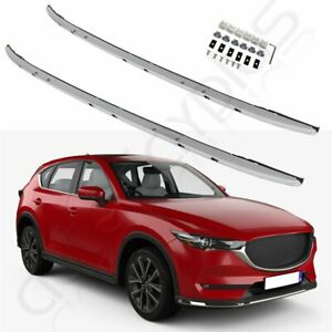 For Mazda Cx 5 Cx5 2017 2019 Roof Rack Side Rail Luggage Storage Style Carrier