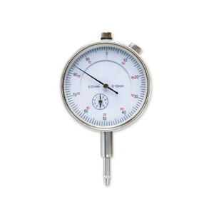 Shahe 0 10 Mm 0 01 Mm Metric Dial Indicator With Back Lug Dial Indicator Gauge