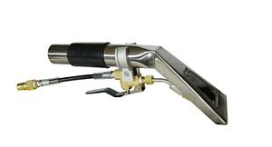 Carpet Cleaning Upholstery Detail Tool With Window
