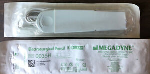 New Megadyne Electrosurgical Pencil 0039h 2024 08 31