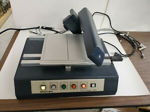 Bioscan System 200 Imaging Scanner With Bioscan Auto Change 1000