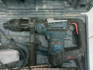 Bosch Rh540s Spline Combination Rotary Hammer Drill chiseler