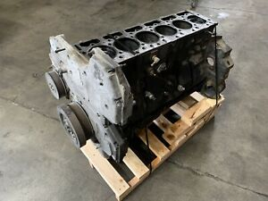 2013 International Maxxforce Diesel Truck Engine Block Used Complete