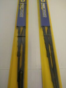 2x Napa Windshield Wiper Blades Size 24 20 Front Left And Right Set 02 24 20