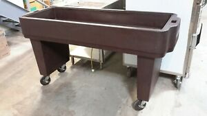 Used 63 Cambro Cold Food Buffet