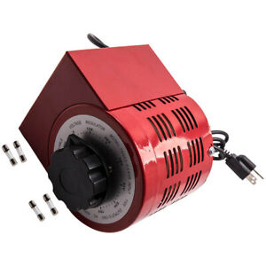 High Quality Variable Transformer Ac Auto Contact Voltage Regulator Copper Coil