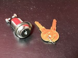 Alco Key Lock Switch 120vac 4a Switch Lock Key Removable In Off On Position
