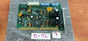 Melco Embroidery Machine 00343711 Rev J Board For Emc 6 4t