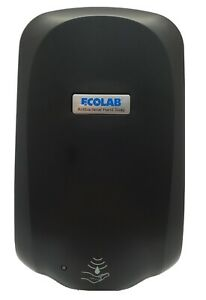 Ecolab Hands Free Wall Mount Soap Dispenser Black Brand New Fits 1200 Ml A