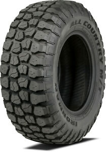 4 Lt 315 70 17 Ironman Mt Tires 118q Offroad Mud 10ply Lre Bw