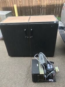 Perlick Beer Cooler W Remote Compressor Need This Sold Send Me Your Offer