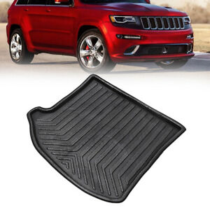 1x Mat Cargo Trunk Boot Liner Accessories For Jeep Grand Cherokee Wk2 2013 2019