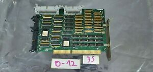 Melco Embroidery Machine Assy 00552301 Rev c Card