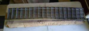 Nos Gm 1980 80 Chevy Citation Front Radiator Grille 469436