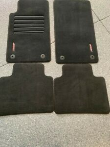 Chevrolet Ss Original Equipment Floor Mats Front And Back