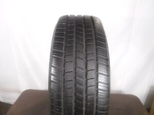Set used 275 55r20 Michelin Defender Ltx M s 113t 7 32 Dot 4016
