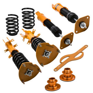 Adjustable Racing Coilovers Kits Coils For Nissan Altima 07 15 For Maxima 09 15