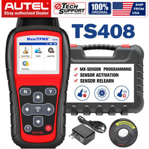 Autel Diaglink Pk Md802 Abs Srs Obd2 Car Diagnostic Scanner Full Systems Oil Epb