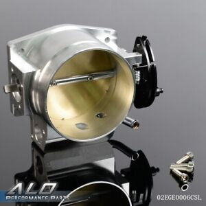 For Gm Gen Iii Ls Ls1 Ls2 Ls3 Ls4 Ls6 Ls7 Sx Cnc Bolt Cable 102mm Throttle Body