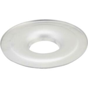 14 Inch Mini Velocity Stack Flat Base Air Cleaner Base Only