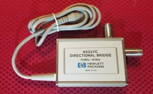 Hp 85027c Directional Bridge 10 Mhz To 18 Ghz Tested And Guaranteed With Box