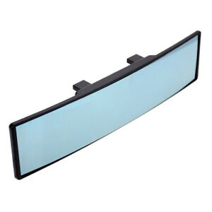 10x 11 8 Inch 300mm Blue Surface On Universal Fit Wide Angle Panoramic Auto S3w2