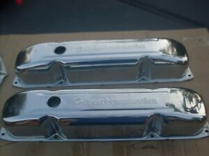 Nos Direct Connection Chrome Valve Covers 440 383 Rare Find